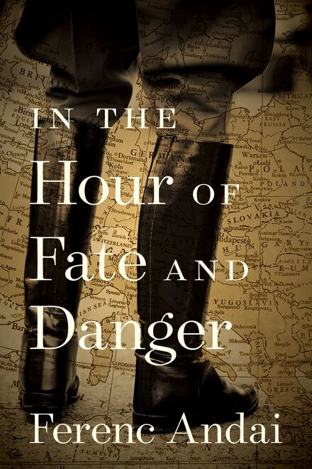 Book Cover of In the Hour of Fate and Danger