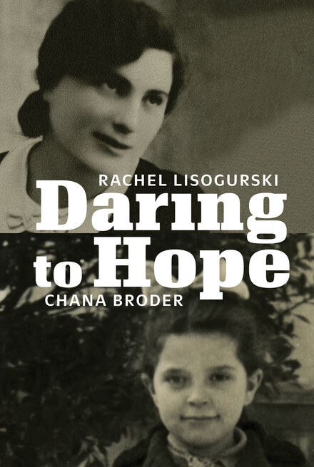 Book Cover of Daring to Hope (Traduction française à venir)
