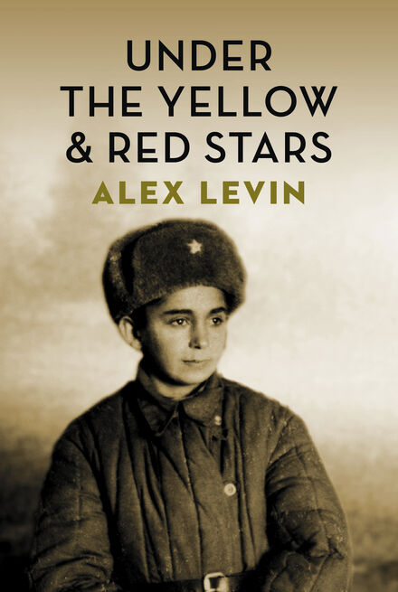 Book Cover of Under the Yellow & Red Stars