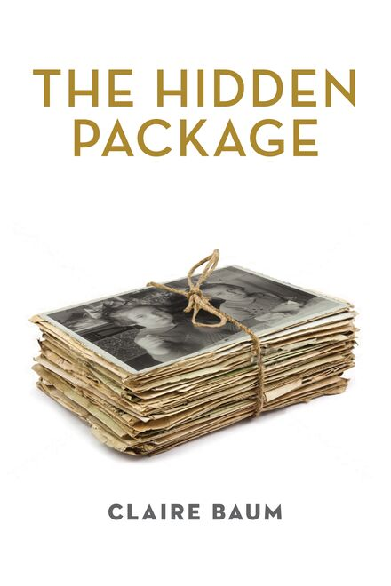 Book Cover of The Hidden Package