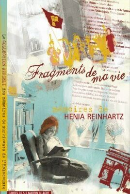Book Cover of Fragments de ma vie