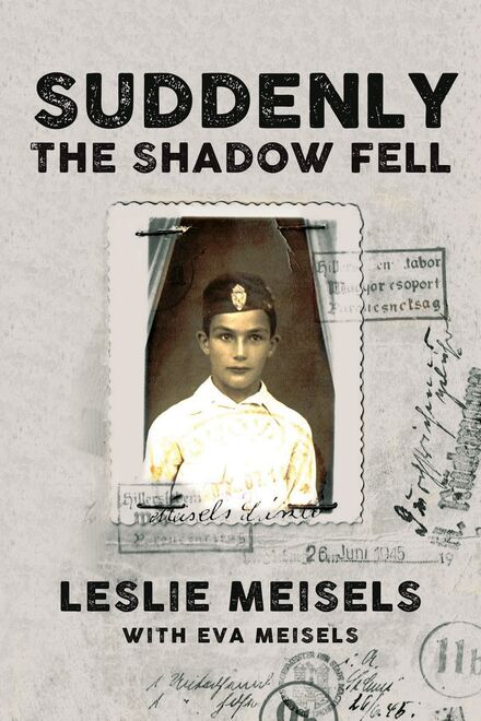 Book Cover of Suddenly the Shadow Fell