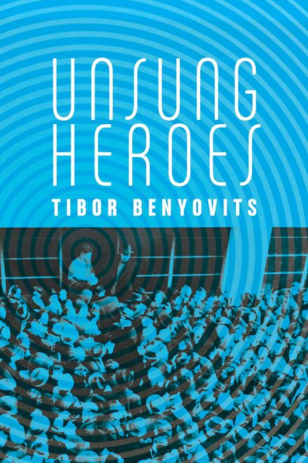 Book Cover of Unsung Heroes