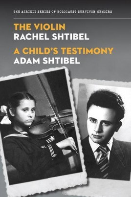 The Violin / A Child's Testimony book cover