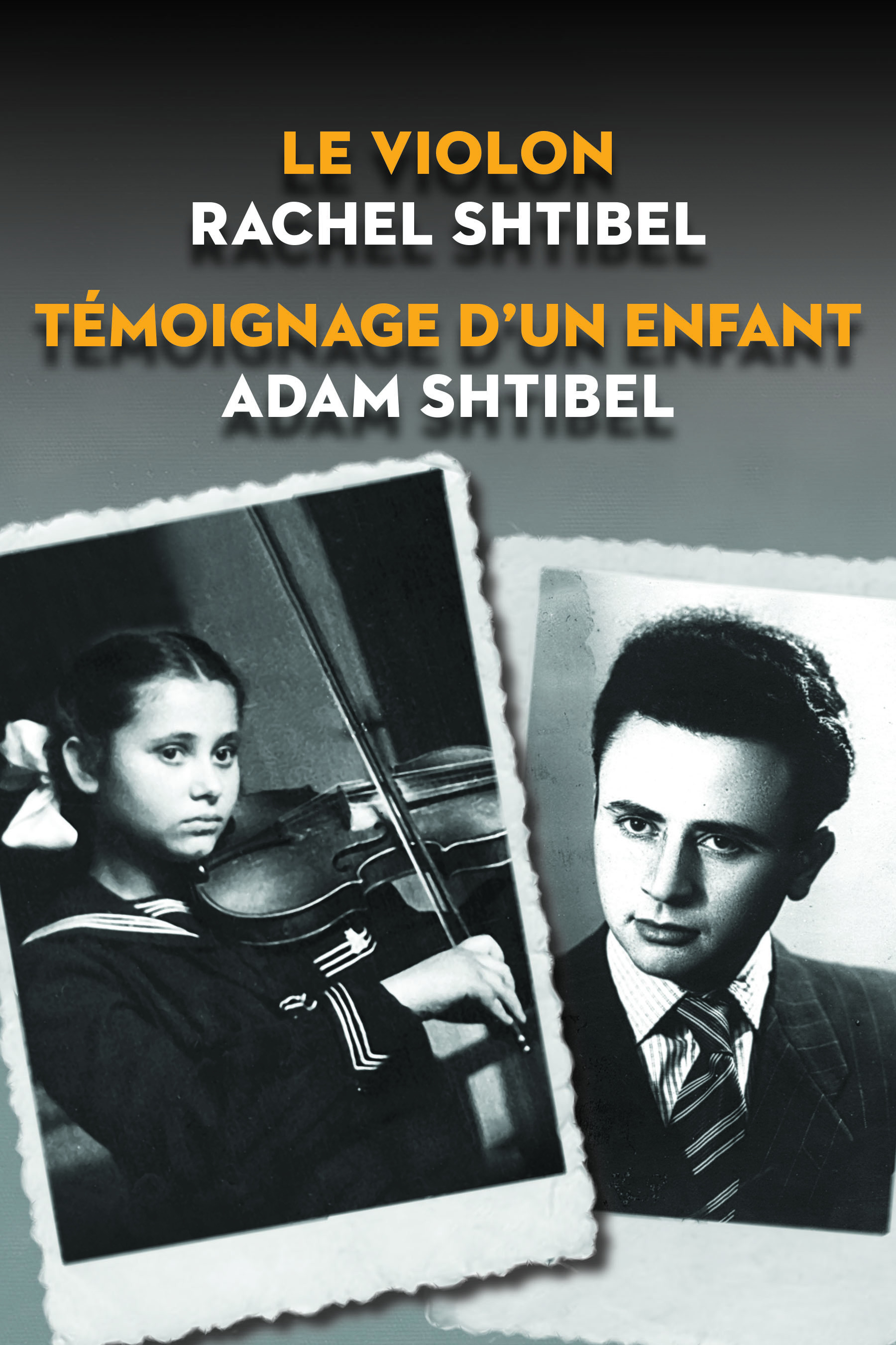 Cover of Le Violon / Témoignage d'un enfant