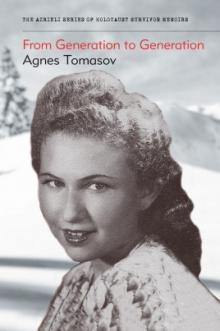 Cover of From Generation to Generation
