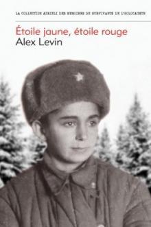 Cover of Étoile jaune, étoile rouge