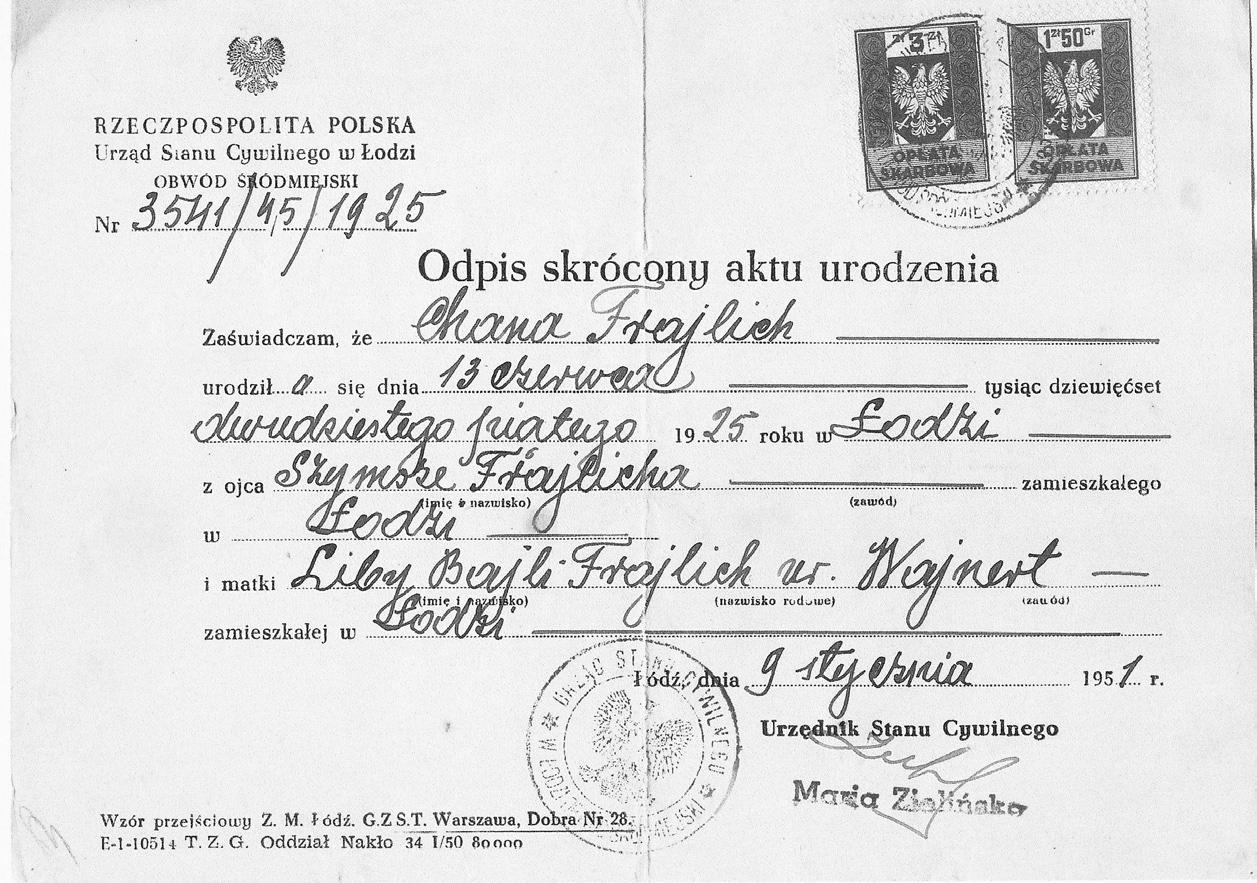 Ann Szedlecki larger image and caption