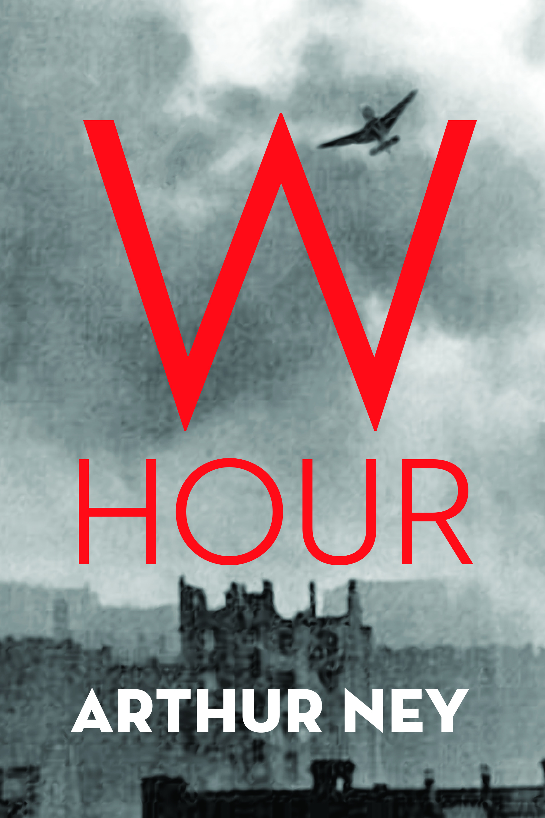 W Hour book cover