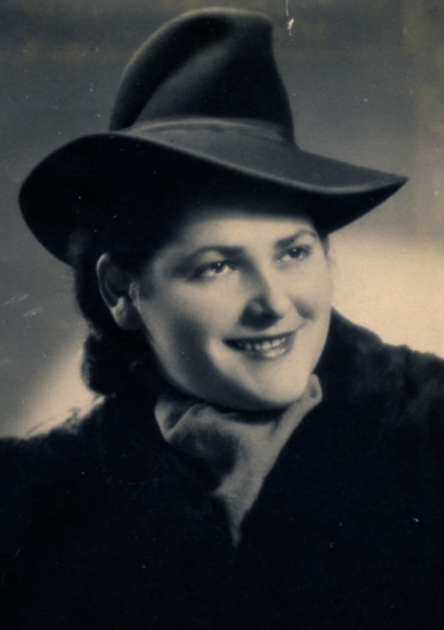 Betty Rich larger image and caption
