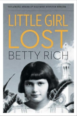 Little Girl Lost book cover