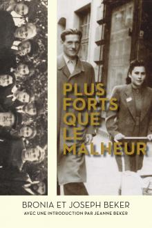 Cover of Plus forts que le malheur