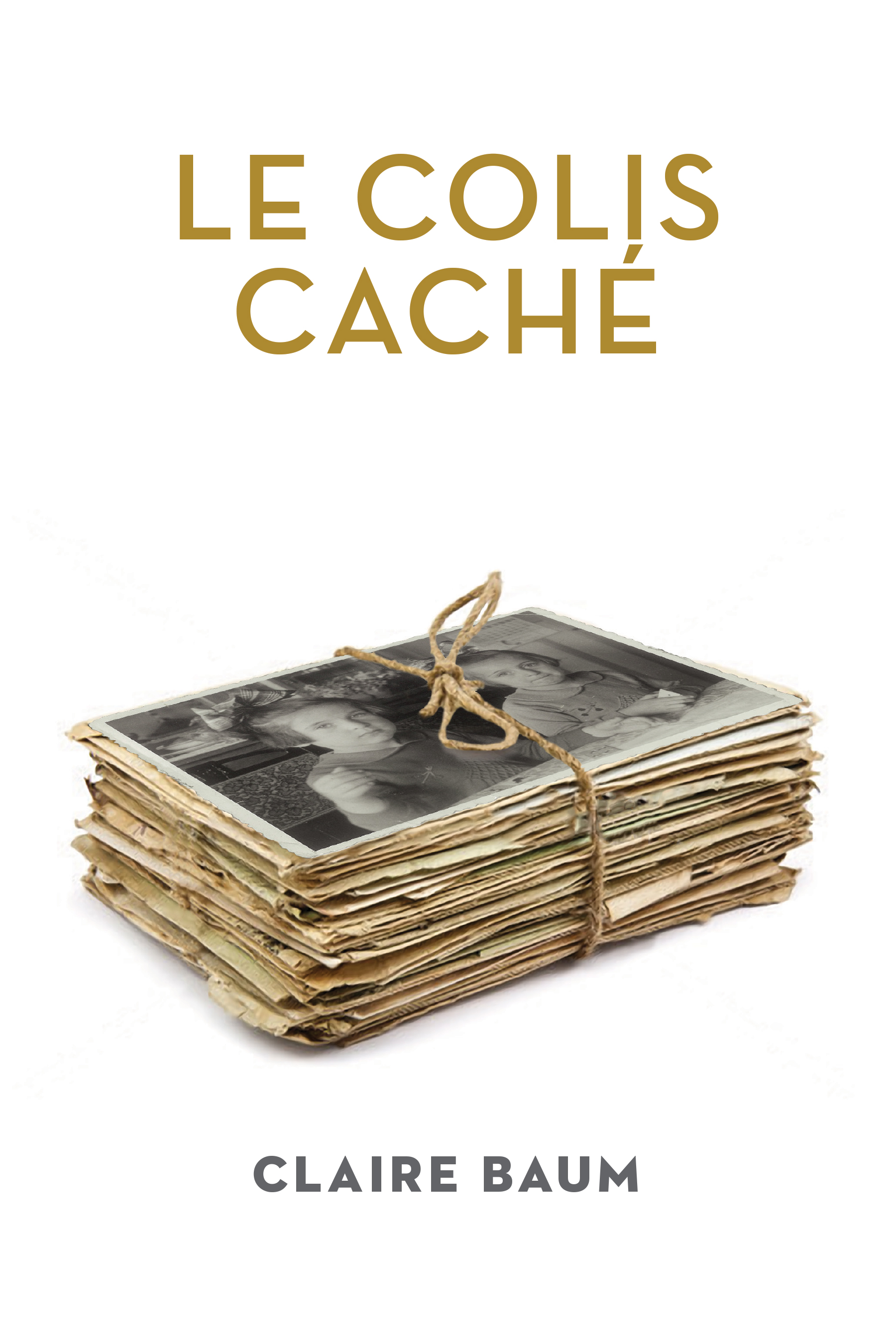 Le Colis caché book cover