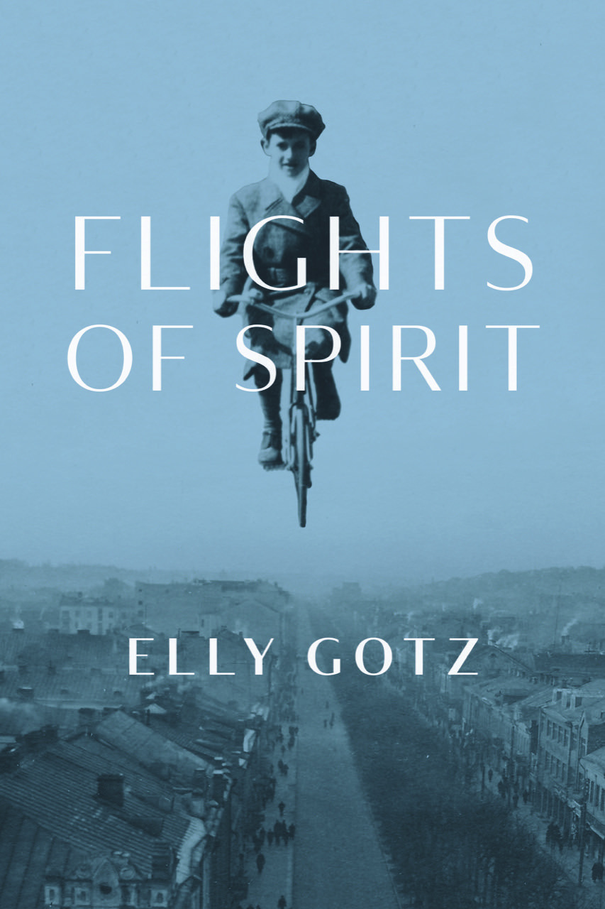 Flights of Spirit (Traduction française à venir) book cover