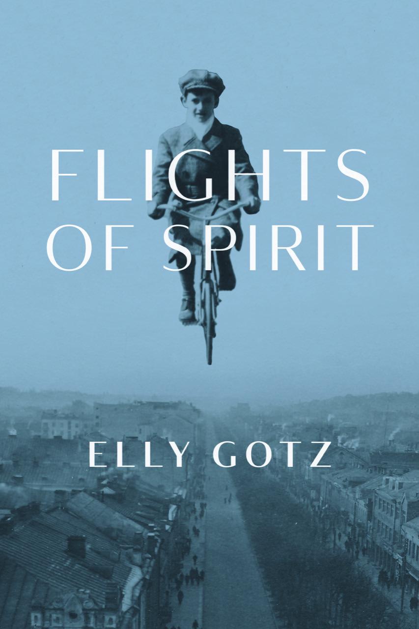 Cover of Flights of Spirit