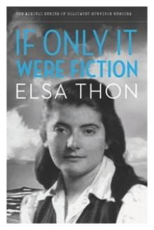 Cover of If Only It Were Fiction