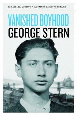 Vanished Boyhood book cover