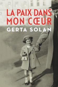 Cover of La Paix dans mon cœur (Traduction française à venir)