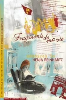 Cover of Fragments de ma vie