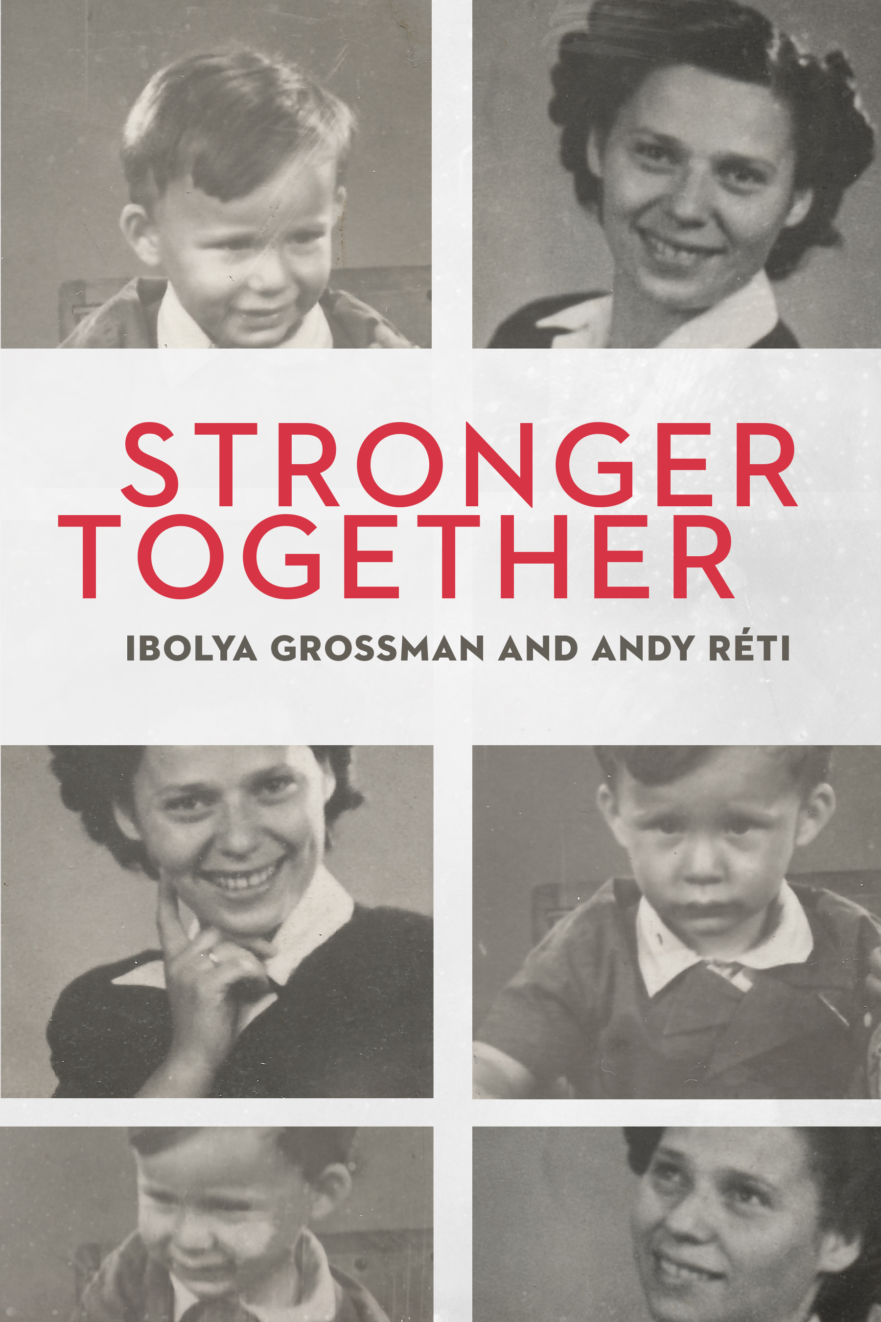 Stronger Together  book cover