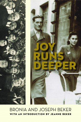 Joy Runs Deeper book cover