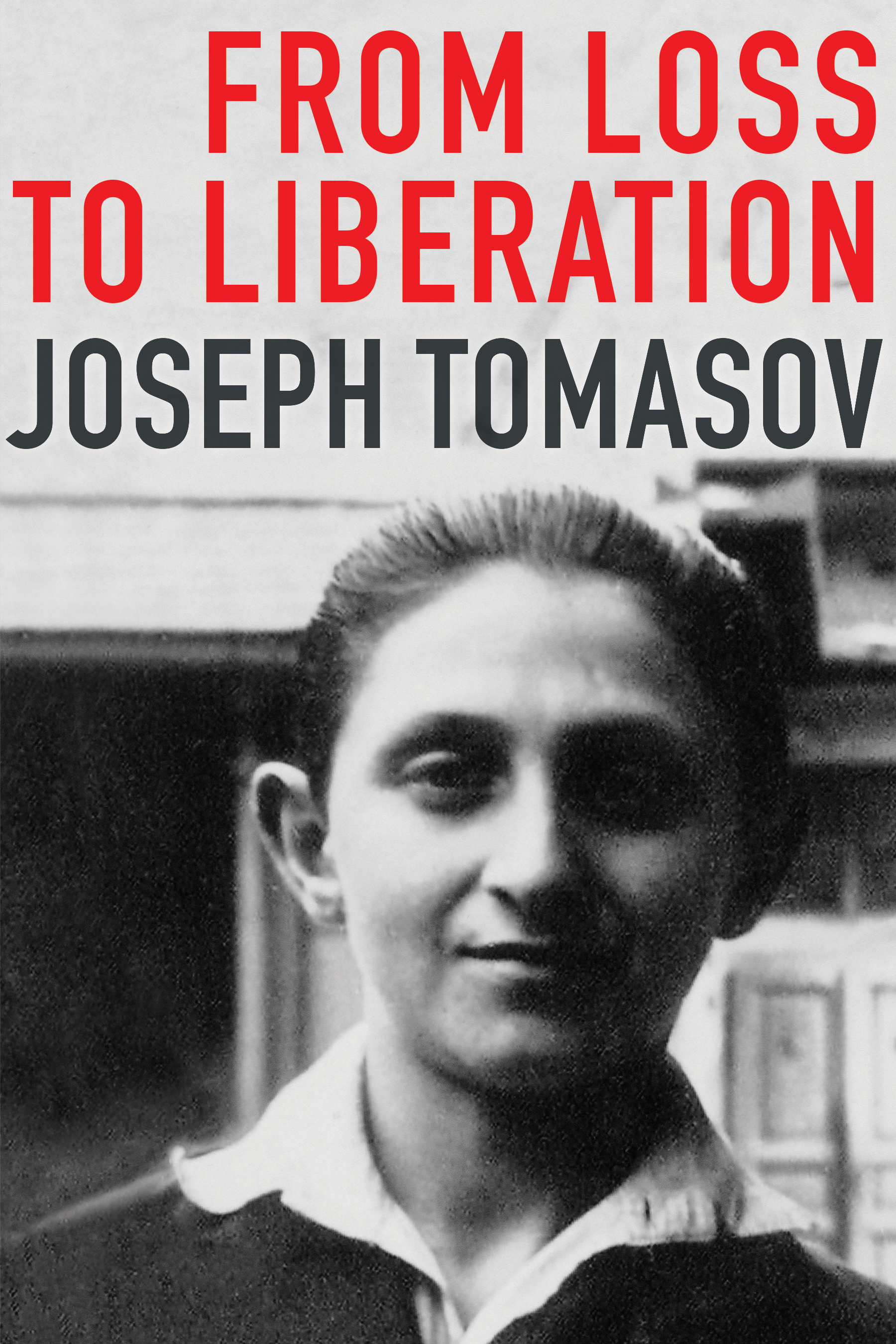 From Loss to Liberation book cover