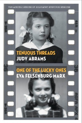 Tenuous Threads / One of the Lucky Ones book cover