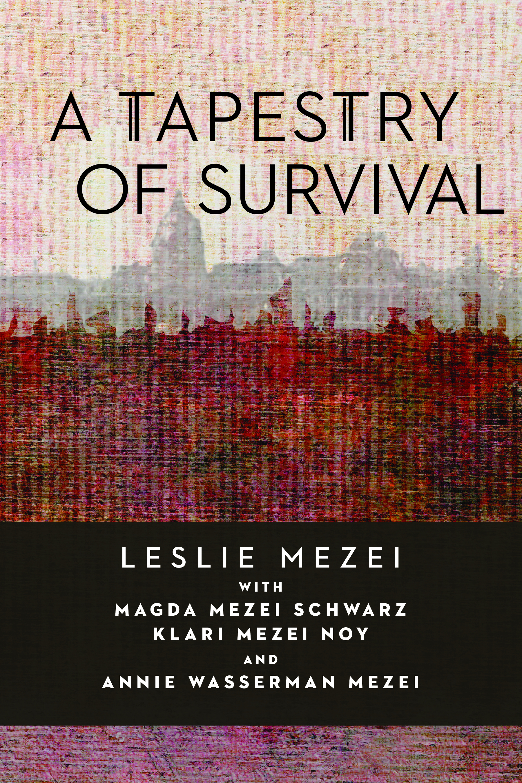 Cover of A Tapestry of Survival