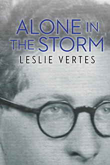 Alone in the Storm book cover