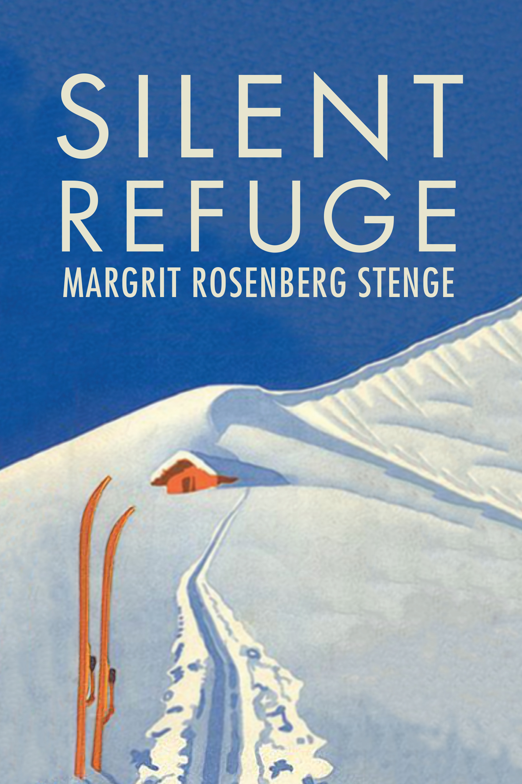 Silent Refuge book cover