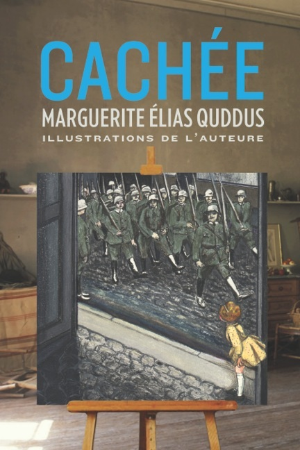 Cachée book cover