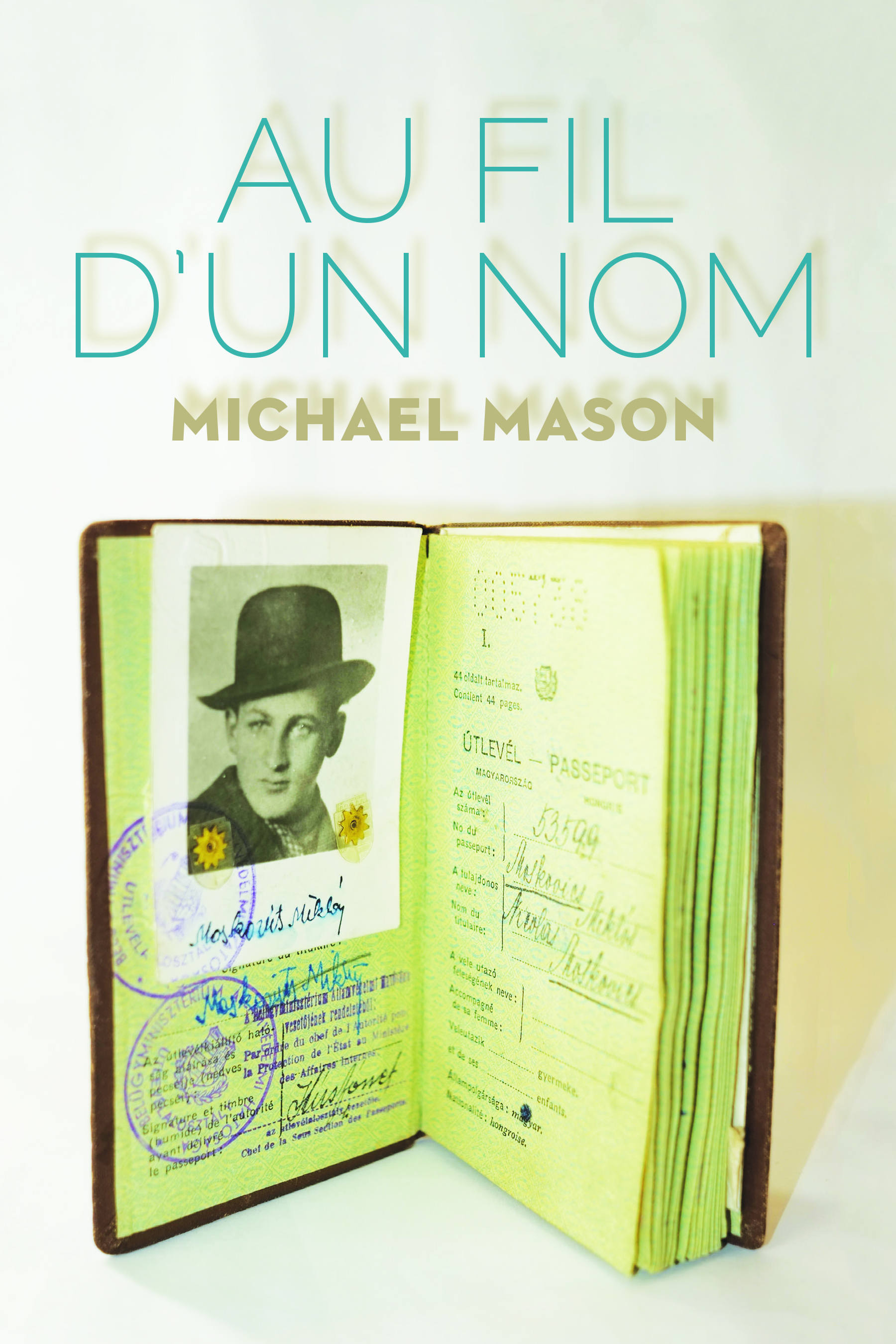 Cover of Au fil d'un nom
