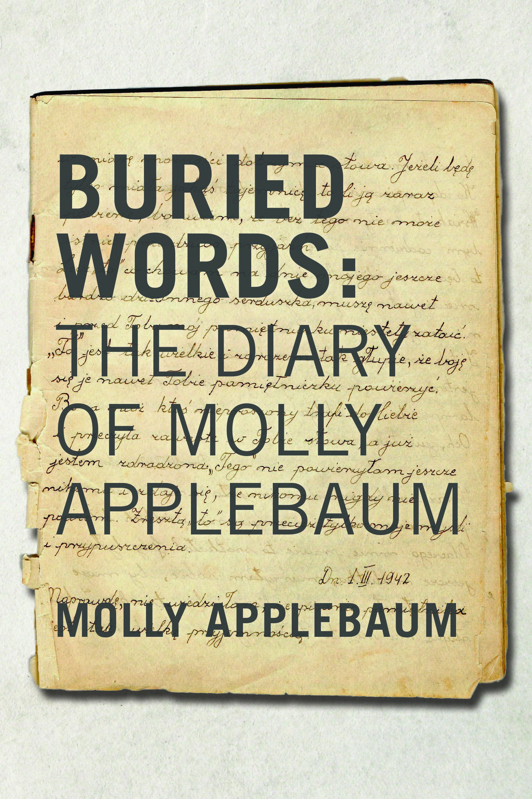 Buried Words book cover