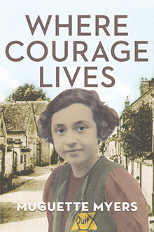 Where Courage Lives book cover