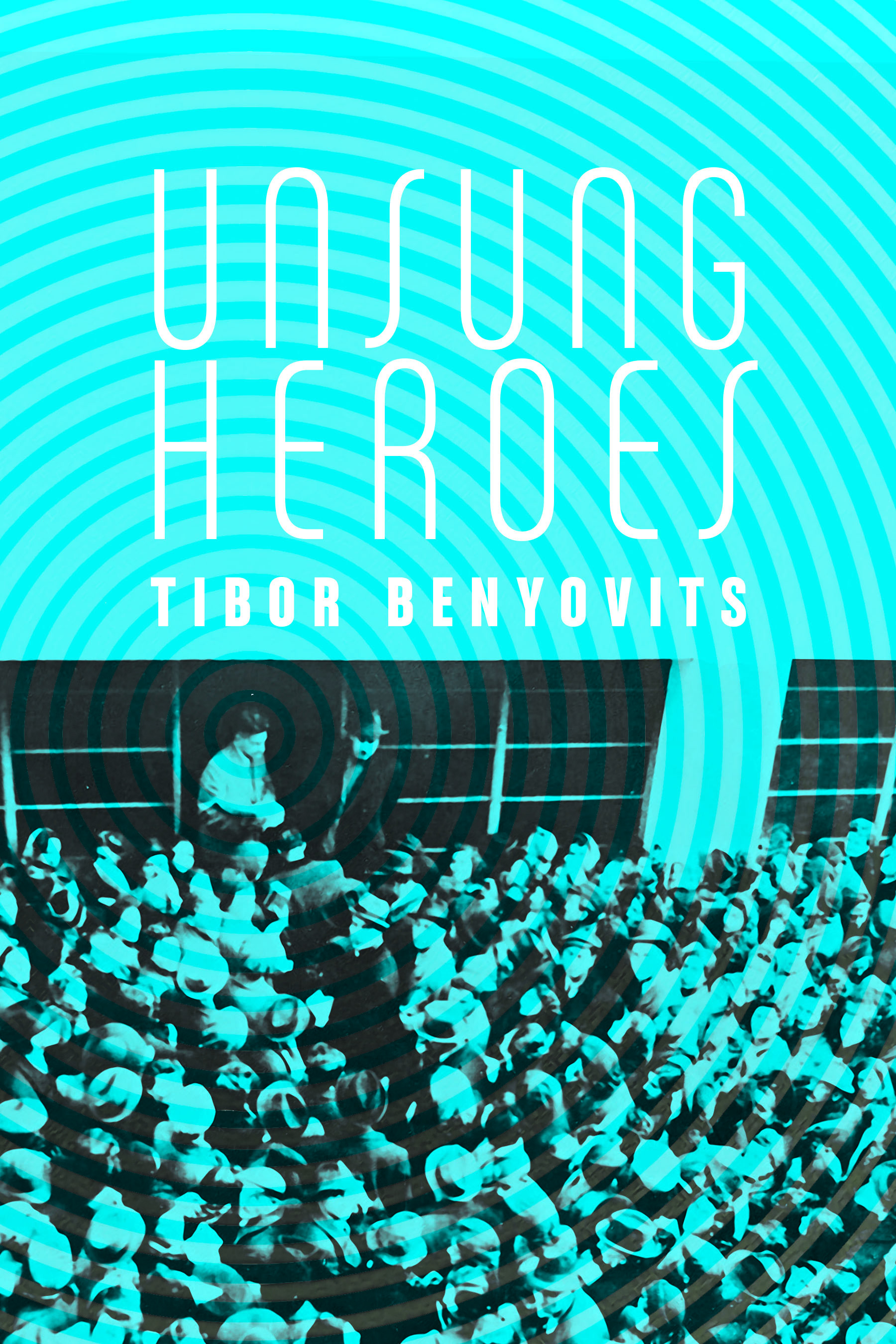 Unsung Heroes (Traduction française à venir) book cover