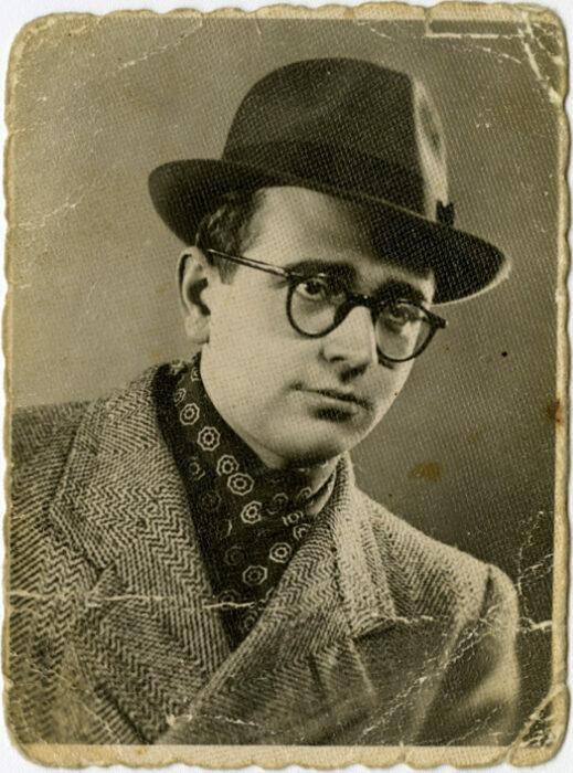 Tibor Benyovits larger image and caption