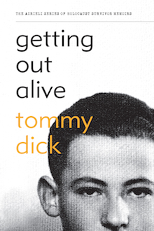 Getting Out Alive book cover